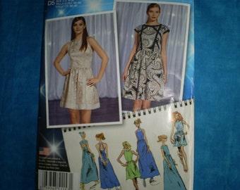 Simplicity 1157 Miss Size 4-12 dresses.