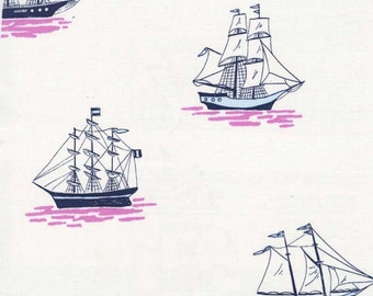 My Favorite Ship Fabric