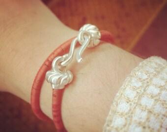 End beads bracelet II