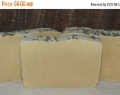 SALE Lavender Hibiscus and Honey Luxury Cold Process Rustic Soap