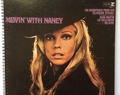 Nancy Sinatra Recycled Record Album Cover Book