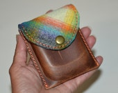 Pendleton® Coin Purse Pendleton® Wallet Pendleton® Money Clip Leather and Pendleton Wool wallet money clip coin purse