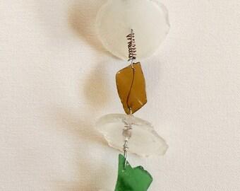 Sea Glass Sun Catcher
