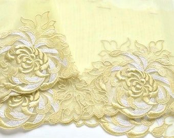 Yellow Lace Trim, Chartreuse Yellow Lace, Olive Yellow Lace, Chartreuse Dress, Lingerie, ball Gowns, Wedding Dress