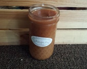 "CLEARANCE 12oz Wood Wick Soy Candle WHOOPIE PIE ""Candles for St. Christopher's Children's Hospital"""
