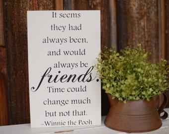 Graduation Gift - Graduation Sign - Wood Sign - Friendship Gift - Friendship Sign - Gift For Friend - Best Friend Gift - Friend Wood Sign