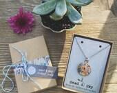 SILVER FLOWER NECKLACE | Zinnia Flower Art Jewelry | Silver Necklace | Zinnia Pendant