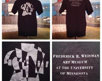 1993 Weisman Art Museum t-shirt, large