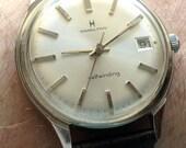 Hamilton automatic watch self-winding men's watch vintage selfwinding watch
