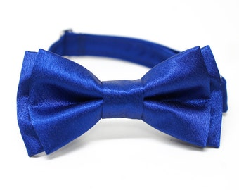 periwinkle blue bow tie for boys toddlers baby pre