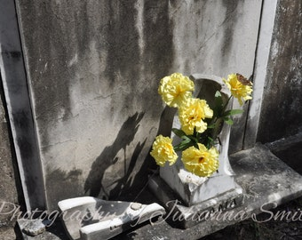 Fine Art Photography Print - New Orleans Cemetary