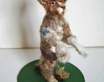 Hare sculpture curio