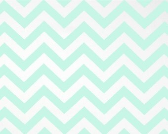 50% OFF Mint Green Zigzag Throw Pillow Covers. 18X18 Inches Chevron Geometric  Cushion Covers.
