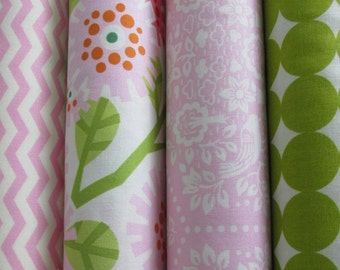 Clementine by Heather Bailey from Free Spirit - Fat Quarter Bundle