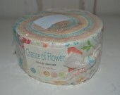SALE Moda  Chance of Flowers Jelly roll Sandy Gervais oop htf