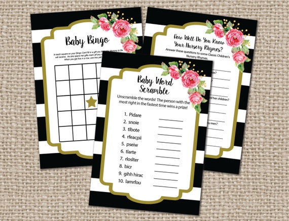 diy baby shower games baby girl by perfect celebrations catch my