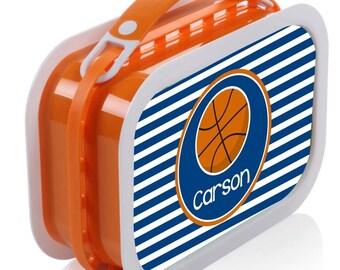 Basketball Boys Lunchbox