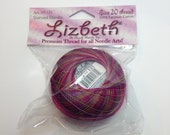 Lizbeth Tatting Thread - Size 20 - Vineyard Harvest- Color #131 - Made by Handy Hands - Your Choice of Amount