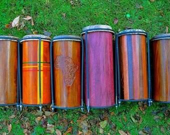 Custom Order your Nyabinghi Drum