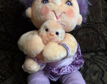 Hugga Bunch Impkins doll