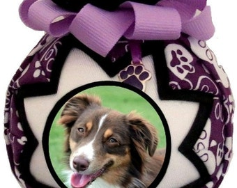 Personalized Pet Photo Ornament - Creating Pet Memories - PPM52156