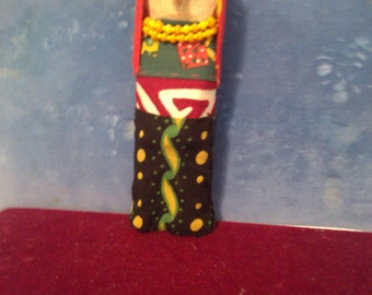 Wooden Ethnic Doll