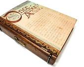 Once upon a time book box.