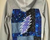 Kids Grateful Dead hoodie size M(10/12)
