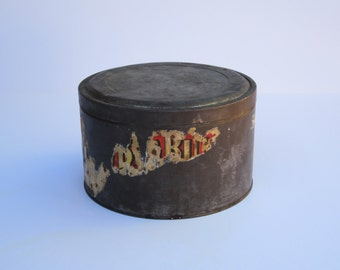 Marshmallow Tin With Lid