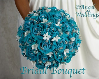 Love ANGELINA MALIBU Wedding Bridal Groom Wedding Bouquets Bouquet Silk Flowers Arrangement Custom Corsage Boutonniere Bridesmaids Keepsake