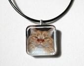 Custom Personalized Pet Photo Pendant