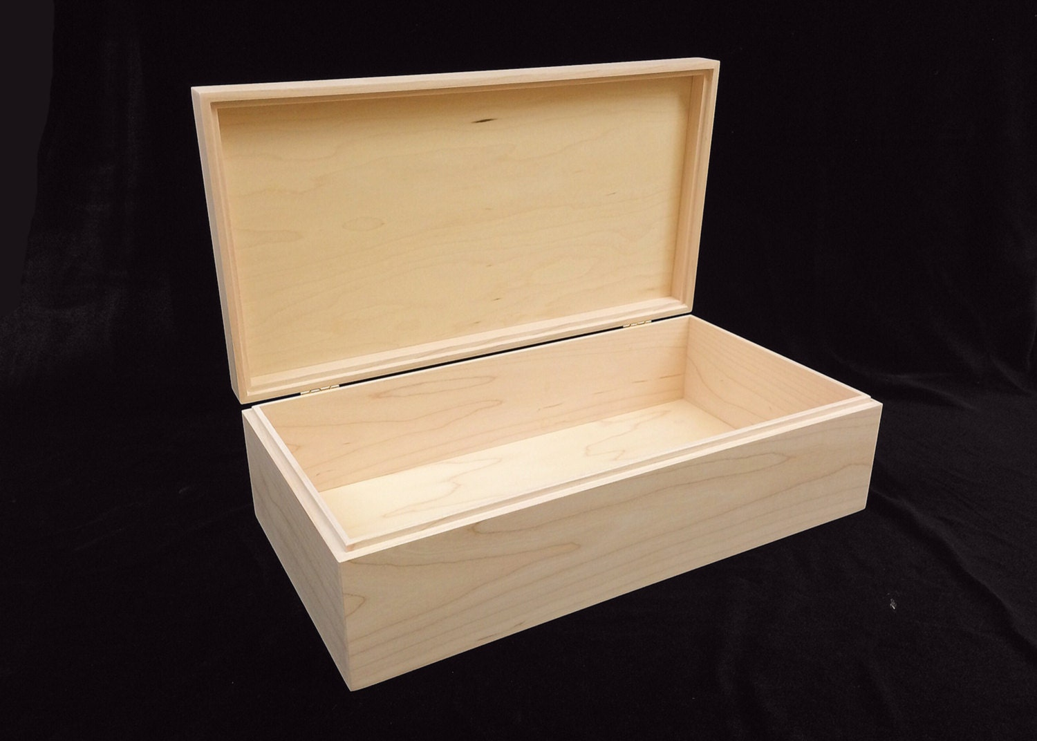Image Gallery Wood Box