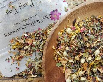 Fairy Organic Herbal Loose Tea / Herbal Infusions