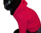 Cat Hoodie - Cat Clothes - Many Colors to Choose From! Cat Clothing - Cat Sweater - Clothes for Cats - Cat Hoodies