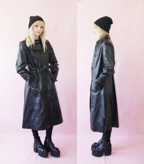 caca1045d09c Black 70s Leather Jacket