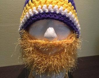 READY to SHIP Beard hat