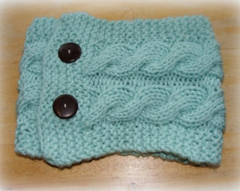 Children's Cabled Cowl