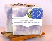 Lavender Essential Oil Soap - made with Shea Butter and Avocado Oil