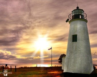 The Turkey Point Lighthouse!!!