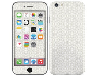 DELICATE FLOWER iPhone Decal iPhone Skin iPhone Cover iPhone 6 Skin, iPhone 6 Plus Decal iPhone 6S Skin iPhone 6S Decal Cover iPhone 5 5S