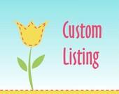 """Custom Listing for Karen - Girls 18"""" Doll Friesland Costume - American Girl Doll"""