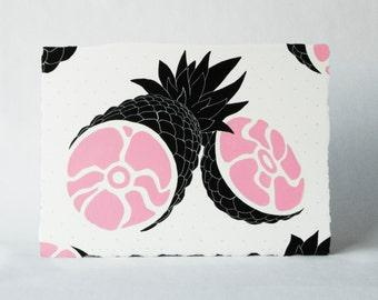 Pineapples (Original Painting)