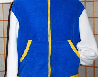 Pokemon - Ash Ketchum Hoodie jacket costume cosplay kids coat