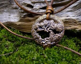 Bronze Pendant Tree Of Life
