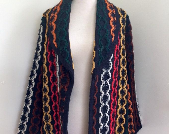 Vintage 70's Autumn Sweater