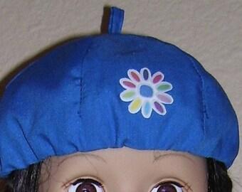 18 inch Daisy Beanie cap