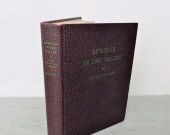 Vintage Children's Book - Amos Fortune, Free Man - 1950 - Slavery - Mid Century Children's Book