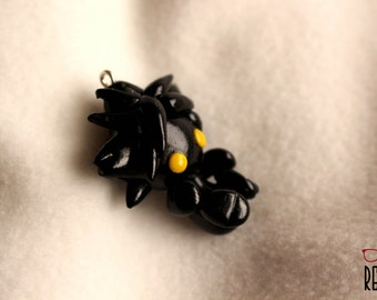 Kingdom Hearts Sora Heartless necklace