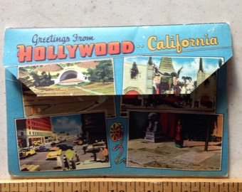 Greetings From Hollywood California