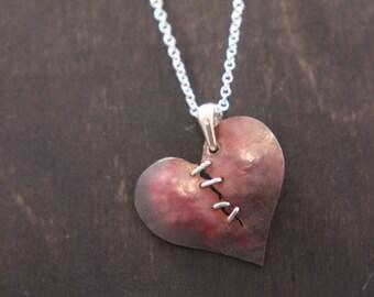 Mended Heart Penant
